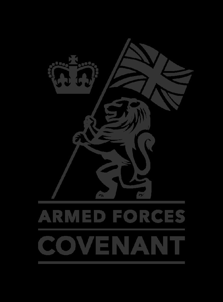Armed Forces Covenant Lion Logo
