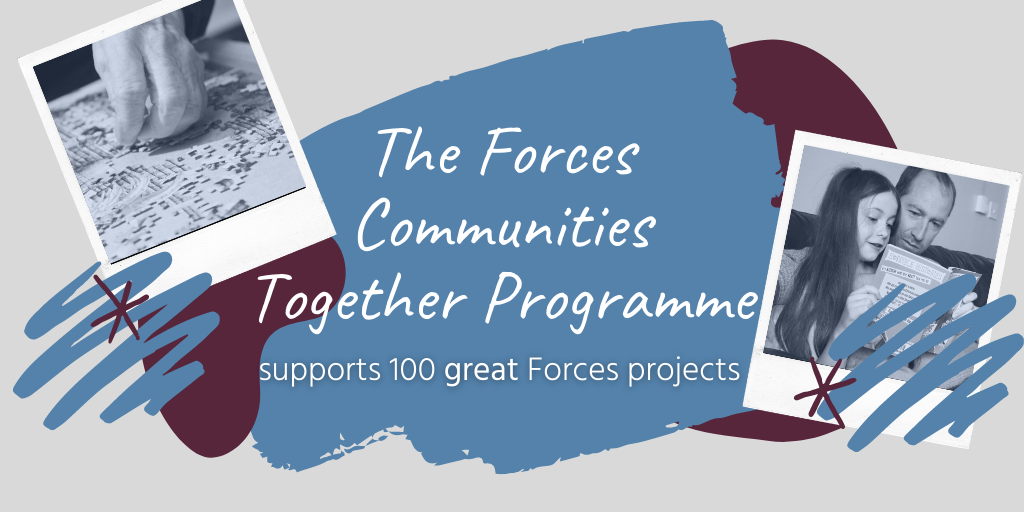 Forces Communities Together- awards announced